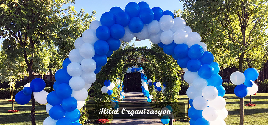 balon süsleme İstanbul
