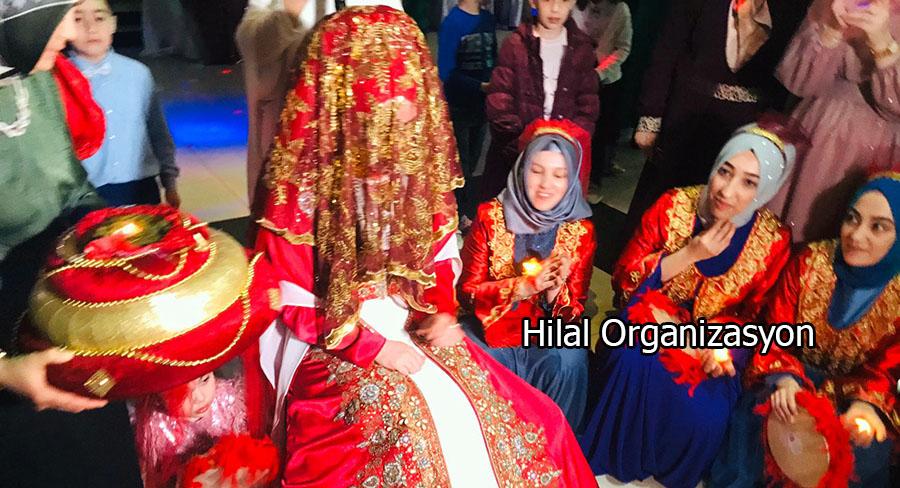 dini kına gecesi organizasyonu İstanbul