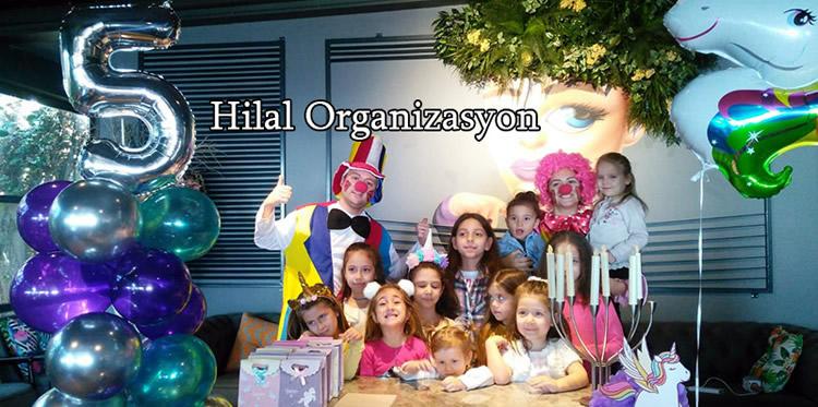 İstanbul palyaço ekibi