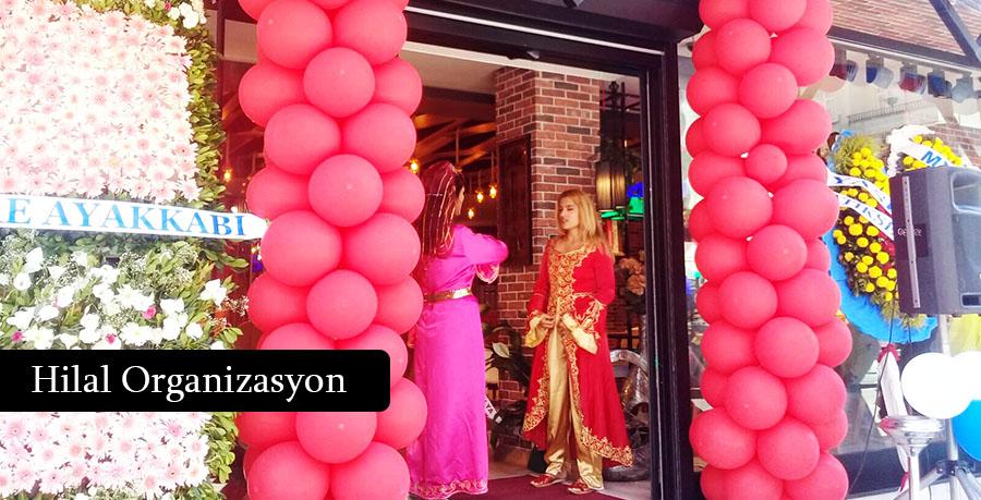 en uygun fiyatlı balon süsleme organizasyonu