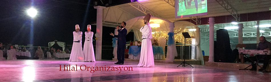 ilahili düğün merasimleri