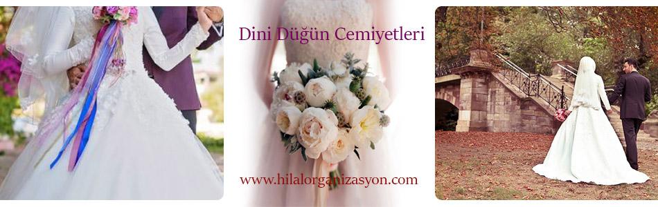 islami düğünler ve dini düğünler