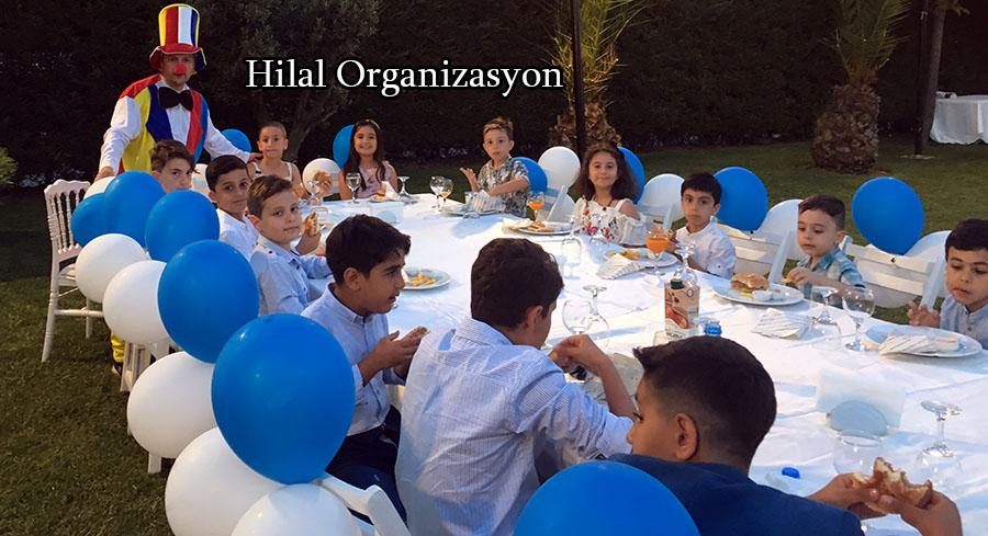 Sünnet Organizasyonu Palyaço Servisi