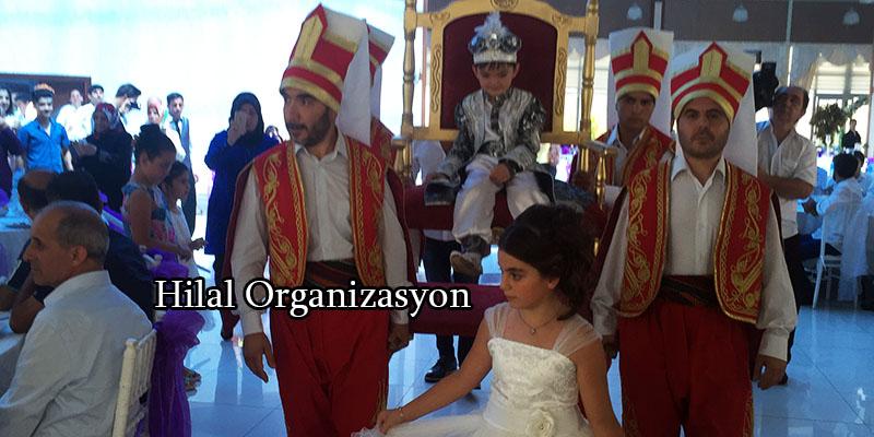 sünnet Düğünü taht kiralama