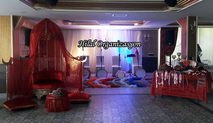 İslami Kına gecesi Organizasyon hizmetleri