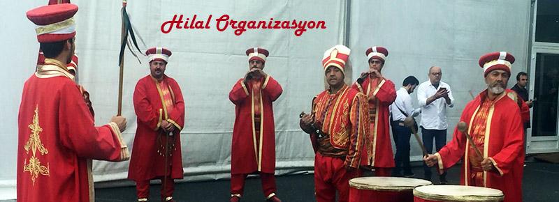 Mehter Takımı Gösteri Organizasyonu