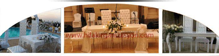 nikah masası kiralama ve süsleme