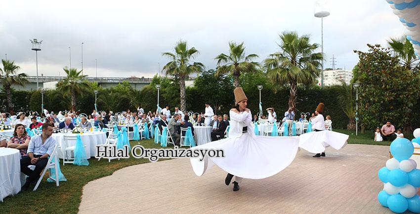 dini düğün organizasyonu semazen ekibi kiralama