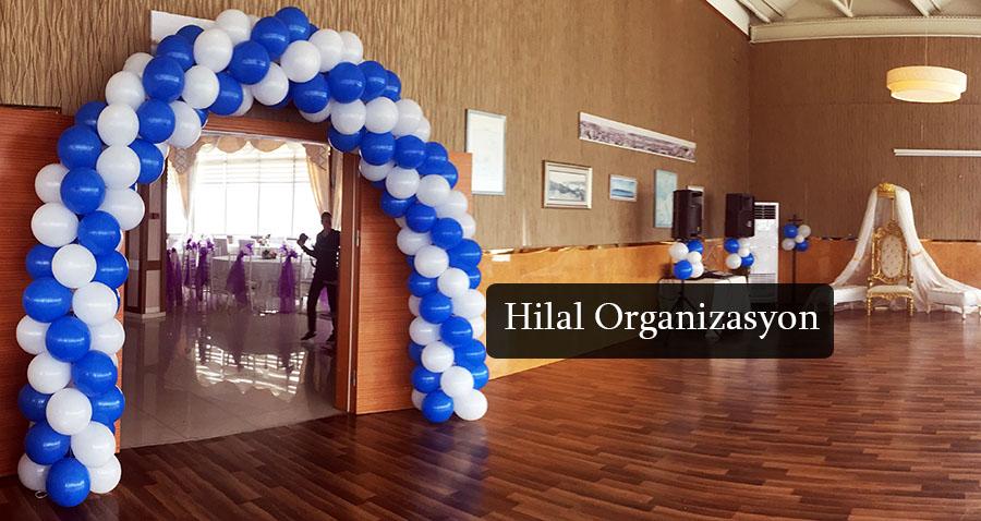 sünnet organizasyonu kapı balon süsleme