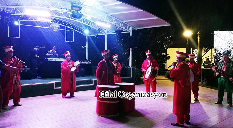 mehter takımı ile dini düğünler