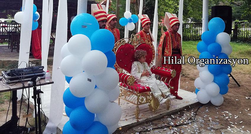 İslami Sünnet Düğün Organizasyonu