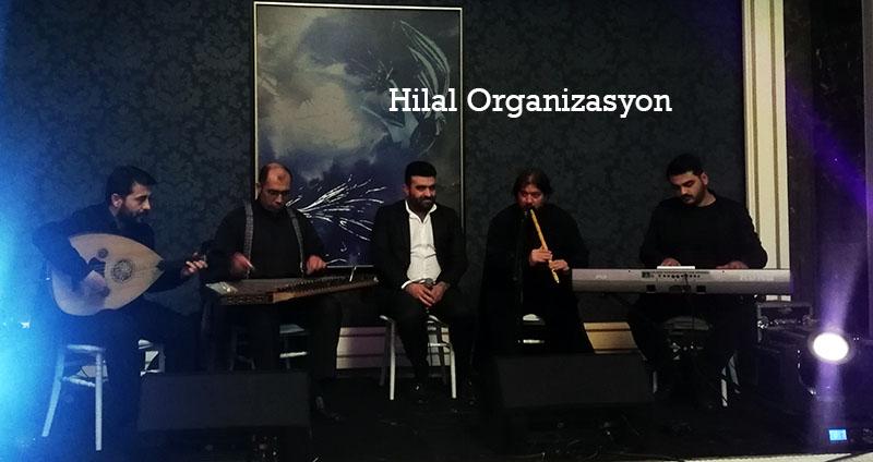 ilahi grubu ile islami düğün organizasyonu