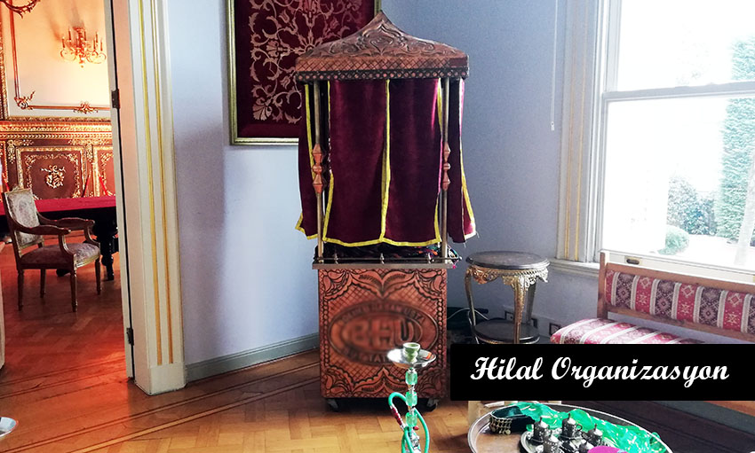 İstanbul kahveci tezgahı kiralama