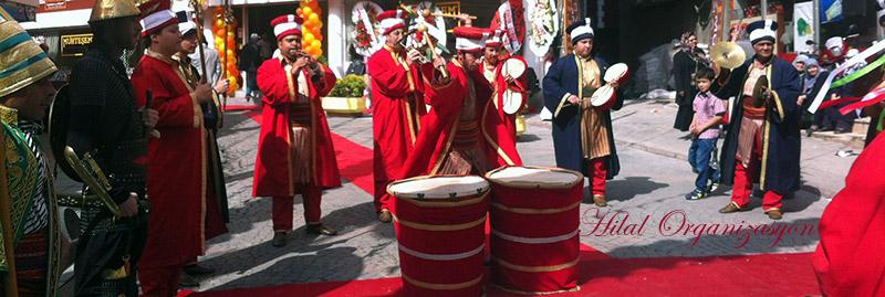 mehter takımı Kırşehir