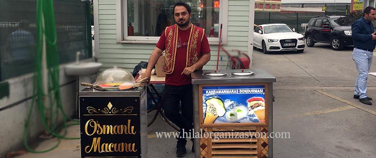dondurmacı servisi