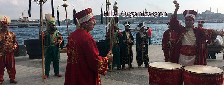 İstanbul mehter ekibi