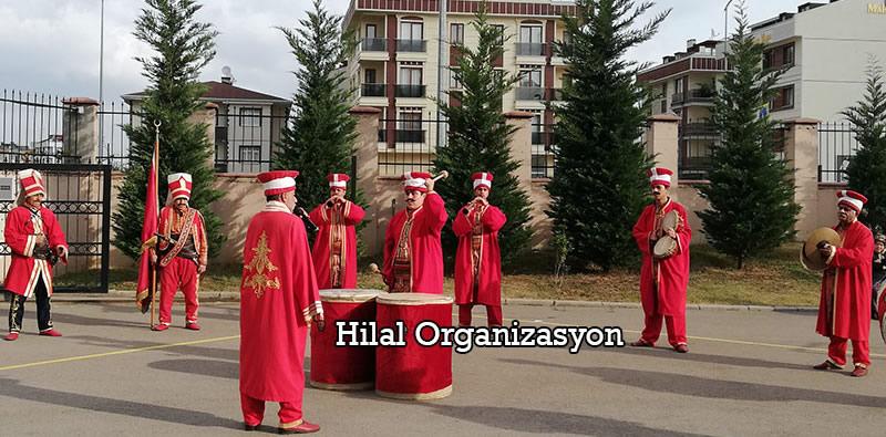 İstanbul mehter takımı gösteri organizasyonu sünnet düğünü