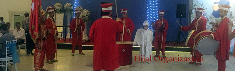 Nevşehir mehteran takımı etkinliği