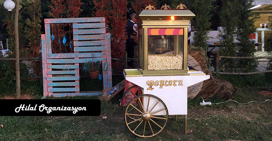 popcorn arabası en ucuz fiyatlar