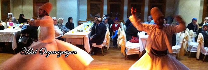 semazen ekibi gösterileri Bitlis