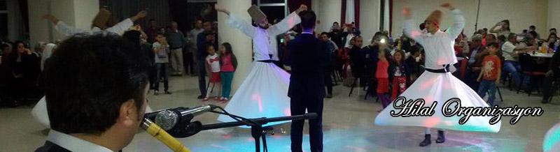 semazen ekibi Diyarbakır
