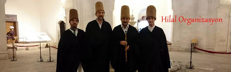 Erzurum semazen ve ilahi grupları