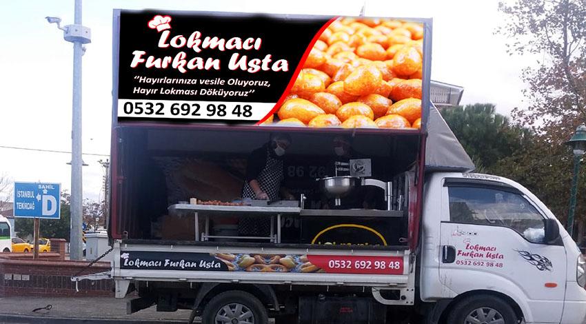 İstanbul hayır lokması kiralama servisi