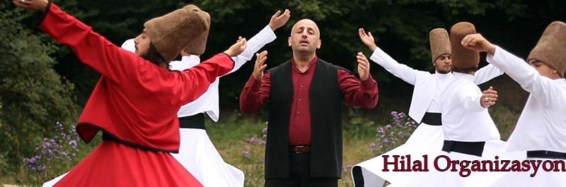 Zonguldak semazen grubu gösterileri