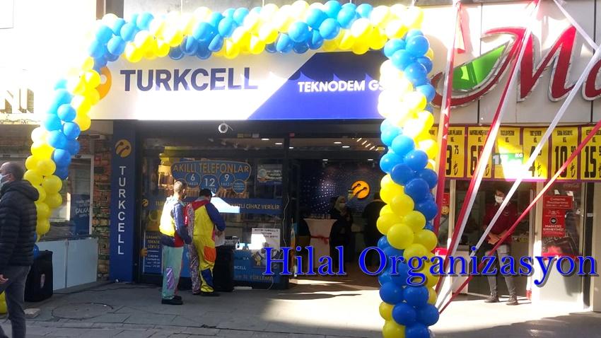 İstanbul Açılış organizasyon fikirleri