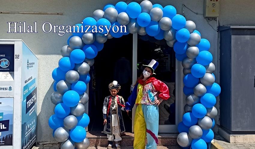 sünnet organizasyon süsleme