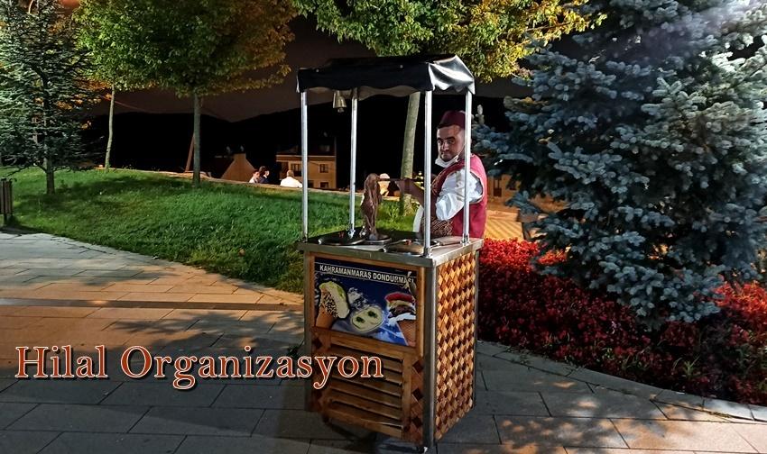İstanbul dondurmacı kiralama