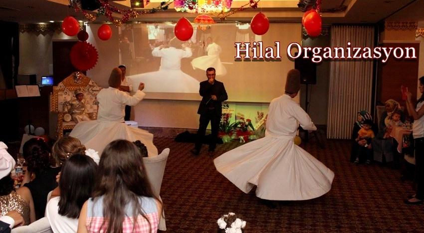 İstanbul islami düğün organizasyonu