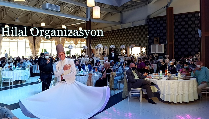 islami düğün semazen grubu