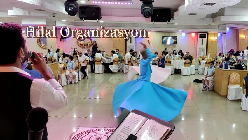 dini düğün organizasyonu semazen ekibi programı