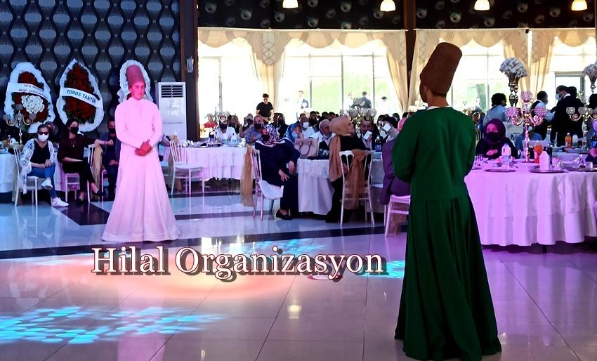 islami düğün semazen ekibi