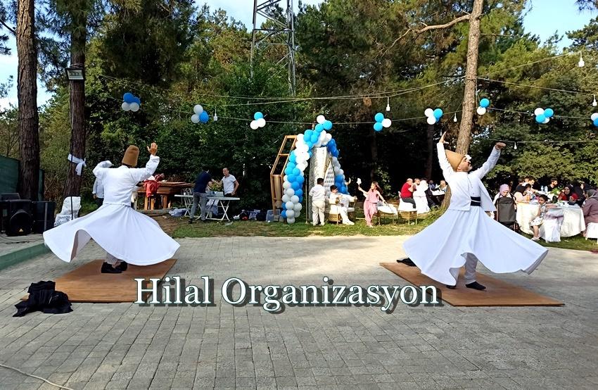 semazen kiralama İstanbul