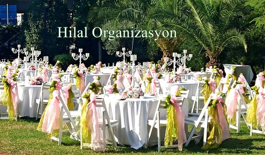 masa süsleme düğün organizasyon