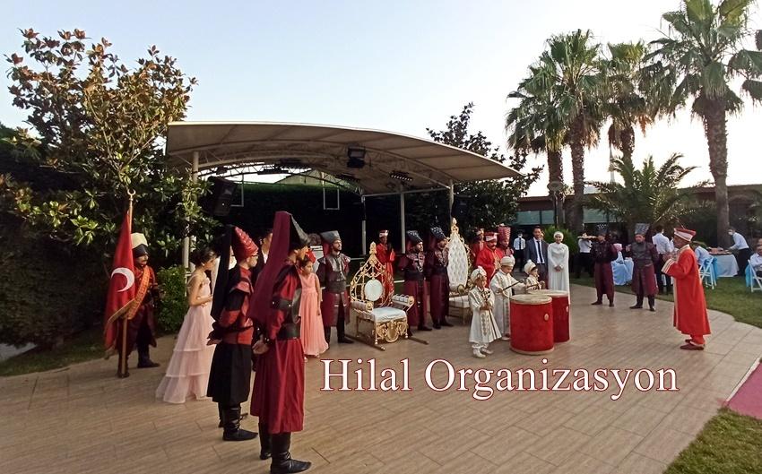 sünnet organizasyonları mehter takımı gösterisi