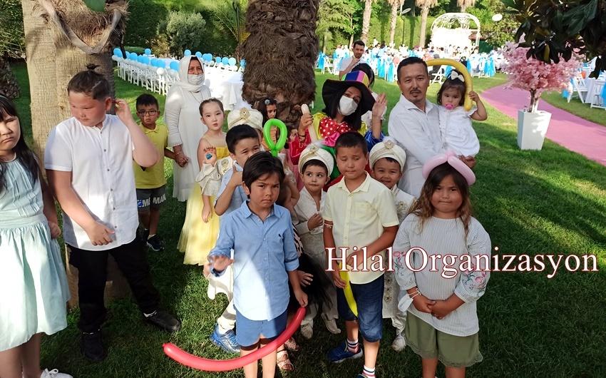 sünnet düğün organizasyonu palyaço kiralama