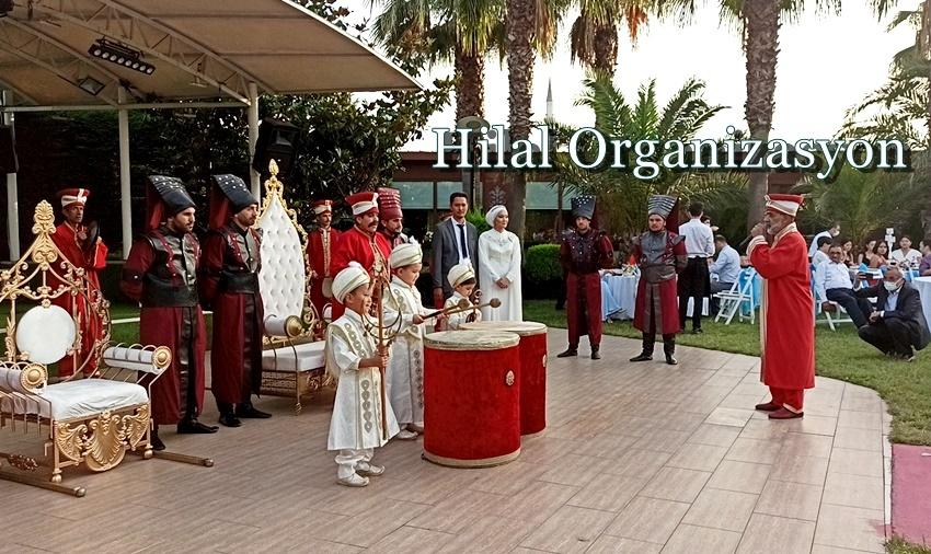 sünnet düğün organizasyonları muhteşem