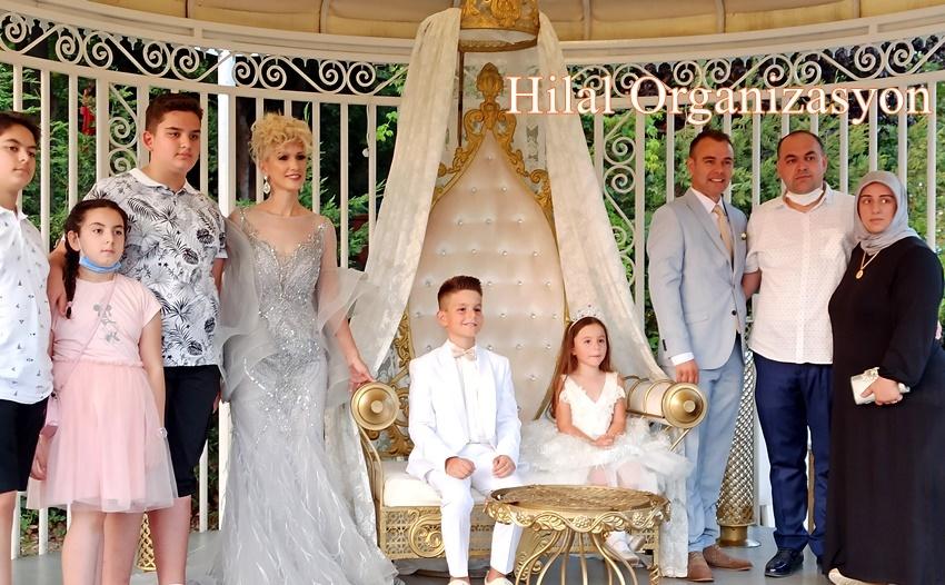 İstanbul Sünnet düğün organizasyonları